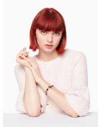 Kate Spade - Multicolor Night Sky Bracelet - Lyst