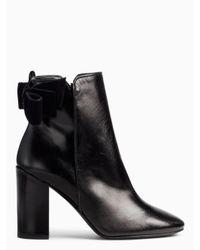 Kate Spade - Black Garnet Boots - Lyst