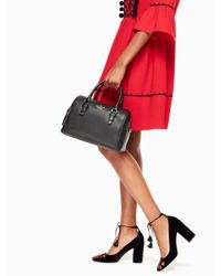 Kate Spade Black Jackson Street Large Lane