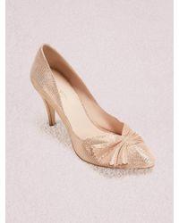 Kate Spade Pink Alessia Pumps