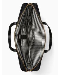 Kate Spade - Black Universal Nylon Slim Laptop Case - Lyst