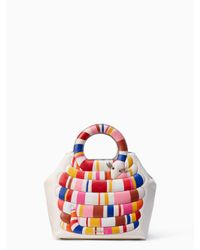 kate spade new york | Multicolor Spice Things Up Snake Bag | Lyst