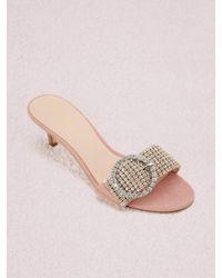 Kate Spade Pink Seville Sandals