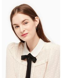 kate spade new york - Multicolor Shine On Bauble Drop Earrings - Lyst