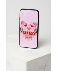 KENZO Pink Iphone 7/8 Tiger Case