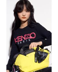 KENZO Black Rope Sweatshirt
