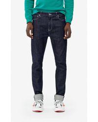 Skinny jeans KENZO pour homme en coloris Black