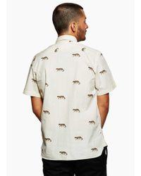 La Paz | Multicolor Alegre Printed Shirt Leopard for Men | Lyst