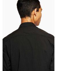 President's - Chatham Button Down Black for Men - Lyst