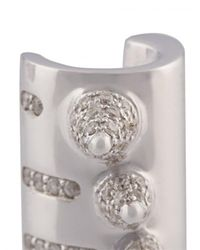 Elise Dray - Metallic Muse Clip Earring - Lyst