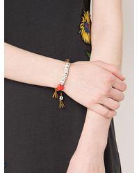 Venessa Arizaga - Multicolor 'heart Breaker' Bracelet - Lyst