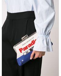 Sarah's Bag - Blue Paradise Clutch - Lyst