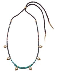 Lizzie Fortunato | Multicolor Simple Necklace - | Lyst
