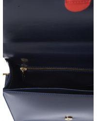Sacai Blue Multi-way Box Bag