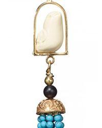 Of Rare Origin - Multicolor Swingers Earrings - Lyst