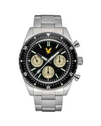 Lyle & Scott Multicolor Highland Watch for men
