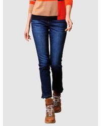 Alba Moda Jeans in het Blue