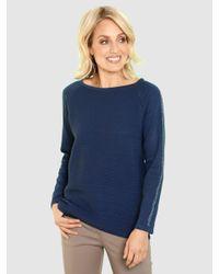Paola White Pullover