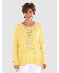 Paola Vest in het Yellow