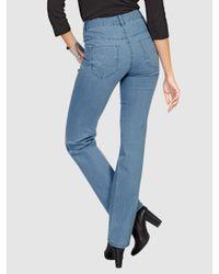 Dress In Jeans in het Blue