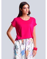 Alba Moda Shirt in het Pink
