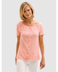 Dress In Shirt in het Pink