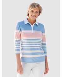 Paola Shirt in het Blue