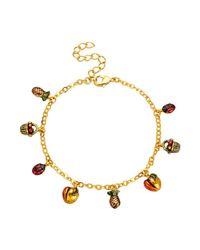 Golden Style Armband in het Metallic