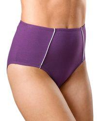 Harmony Tailleslips in het Purple