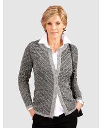 Paola Vest in het Gray