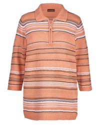 m. collection Multicolor Pullover