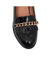 Miss Kg - Black Miller Slip On Loafers - Lyst