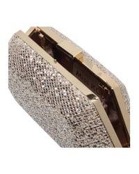Miss Kg - Metallic Jewel Clutch Handbag - Lyst