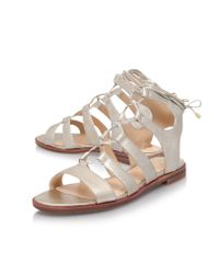 Vince Camuto Metallic Tany