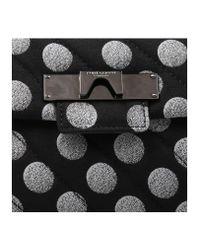 Kurt Geiger - Black Fabric Mini Mayfair X - Lyst