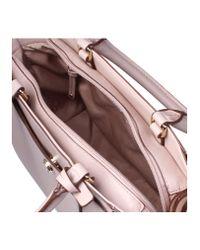 Nine West - Pink Finian Satchel - Lyst