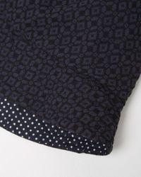 Engineered Garments | Blue Reversible Bucket Hat | Lyst