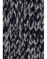MM6 by Maison Martin Margiela - Multicolor Knit Cardigan - Lyst