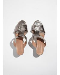 Rachel Comey Multicolor Cheekie Sandals