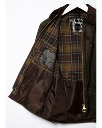 Barbour Green Classic Bedale Wax Jacket