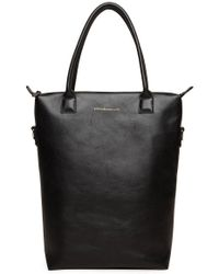 WANT L.E.V. Black Orly Shopper Bag