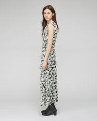 KENZO Multicolor Palm Jacquard Dress
