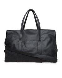 Maison Margiela - Black Weekender Bag for Men - Lyst