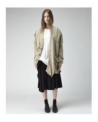 Limi Feu Multicolor Oversize Patchwork Cardigan