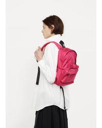 Comme des Garçons Pink Bow Mini Backpack