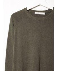 Hope Green Liv Sweater