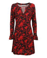 Vestiti midi di Diane von Furstenberg in Red