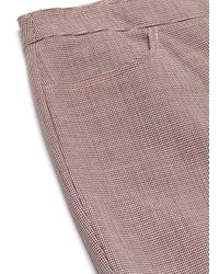 Theory Pink Cropped Flare Pants