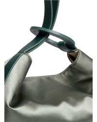 Trademark - Multicolor 'the Pina' Satin Wristlet Bag - Lyst
