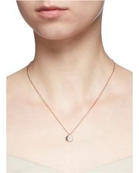 Pamela Love - Metallic Fly Necklace - Lyst